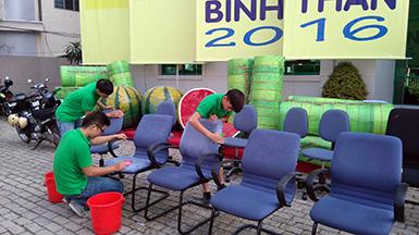 Nên chọn Dịch vụ vệ sinh công nghiệp như thế nào tại Tp. Hồ Chí Minh
