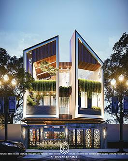 Thiết kế nhà phố hiện đại và những lưu ý khi thiết kế và xây dựng
